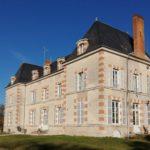Le Château du Cosson Le château du Lude (enSologne)